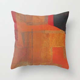 Hangaku Gozen Throw Pillow