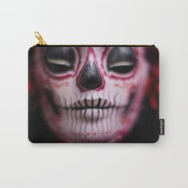 Midnight Harvest Muertita Detail Carry-All Pouch