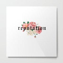 rep roses Metal Print