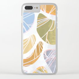Memories of Useless Context Clear iPhone Case