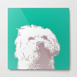 Good Doggy Metal Print