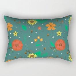 Winds of spring Rectangular Pillow
