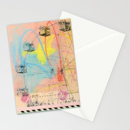 """""""Whirls"""" Stationery Cards"""