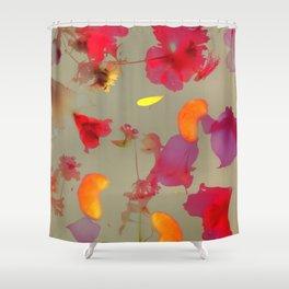Falling Joy IV Shower Curtain