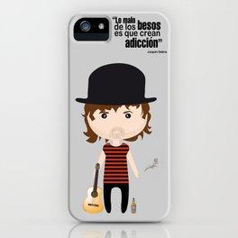 Joaquin Sabina iPhone Case