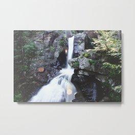 Kent Falls VI Metal Print