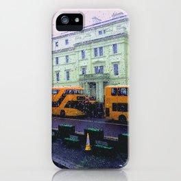 London's calling iPhone Case