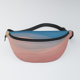 Somewhere Between Dusk And Dawn Fanny Pack