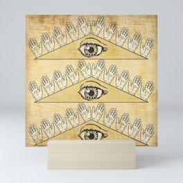 the mystic Mini Art Print