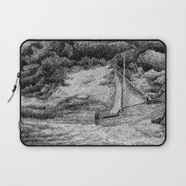 Fingerprint - Sailing Laptop Sleeve