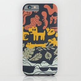 Montezuma iPhone Case