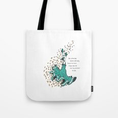 Imaginary Friends Are The Best Friends Tote Bag