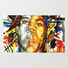 Basquiat Rug