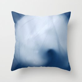 Cyan Delphine by Marco Bingo Throw Pillow