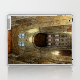 Peterborough Cathedral 2 Laptop & iPad Skin
