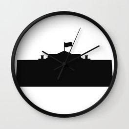 White House Wall Clock