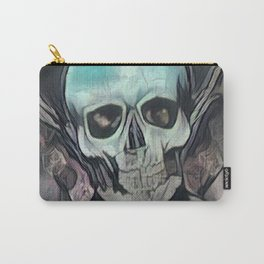 Love & death Carry-All Pouch