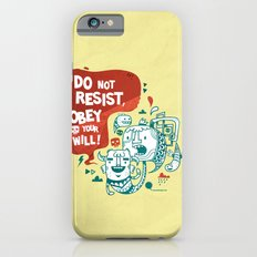 Obey your will Slim Case iPhone 6s