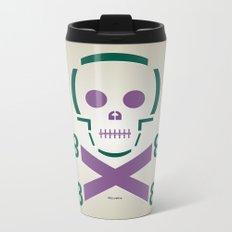 HELLvetica Metal Travel Mug