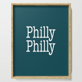 Philly Philly Serving Tray