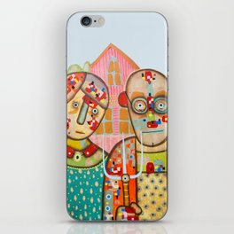 The American Gothic iPhone Skin