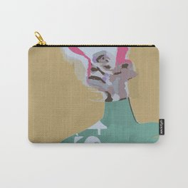 Portrait of Isabella Carry-All Pouch