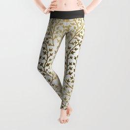 Gold Ivy Leggings
