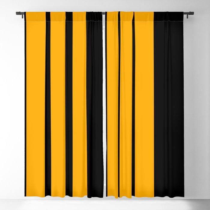 Captain Pilot Stripes Blackout Curtain By Liviotti