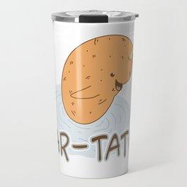 NAR-TATO- Narwhal Meets Potato Travel Mug
