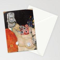 Klimt´s Judy Collage 1 Stationery Cards