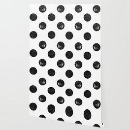 Polkadot Perch Wallpaper