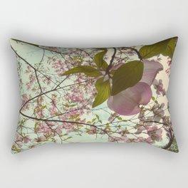 Troubles Float Away Rectangular Pillow