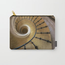 Golden spiral staircase Carry-All Pouch