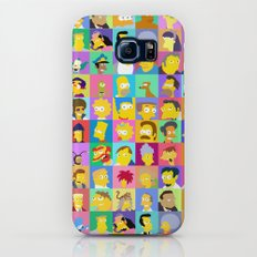 Simpsons Slim Case Galaxy S7