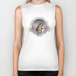 Education Is The Most Powerful Weapon Which You Can Use To Change The World Biker Tank