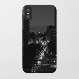 Night Eyes iPhone Case