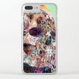 Elemantalism Clear iPhone Case