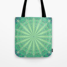 Subtle Distortion Tote Bag