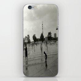 Water Fun iPhone Skin