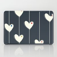 calendars iPad Cases featuring Heart  by Shabby Studios Design & Illustrations ..