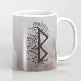 Growth Rune Coffee Mug