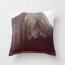 I Miss You El Capitan Throw Pillow
