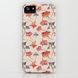 Pepper's Iris Labium iPhone Case
