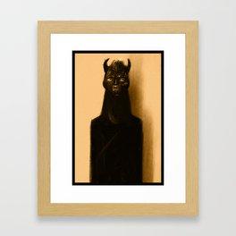 (II) Framed Art Print