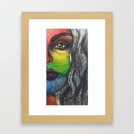 Joana Framed Art Print
