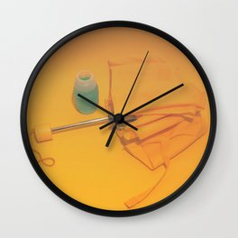 Meek Weather Wall Clock