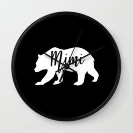 Family Parents Mother Father Children Wall Clock