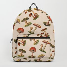 Magical Mushrooms Backpack