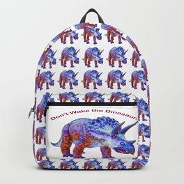 Don't Wake the Dinosaur! Backpack