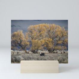 Guarding the Trees Mini Art Print